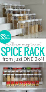 Bekvm Spice Rack The 25 Best Spice Rack Organization Ideas On Pinterest Kitchen