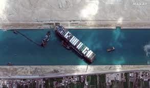 ด่วน! เรือ Ever Given เริ่มลอยแล้ว จนท.ระดมช่วยให้หลุดเกยตื้นในคลองสุเอซ :  อินโฟเควสท์