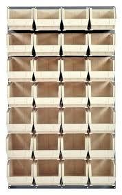 wall mount panel rack wall mount panel with storage bins ivory wall mount panel rack with