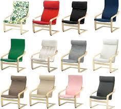 ikea poang chair cover uk luxury comfort cushion leather cushions ottoman covers childrens