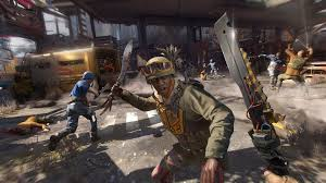 Dying Light Switch In Dying Light 2 You Can Turn Yourself Into A Zombie E3