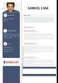 resume templates to win creative resume layout 2017