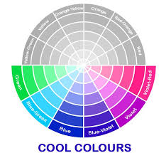 Warm Colour Chart What Are Warm Cool Colours