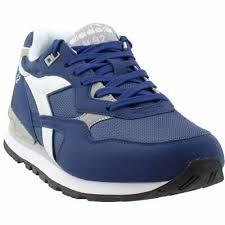 <b>Diadora</b> N.92 Casual Sneakers - Navy - Mens   eBay