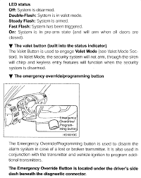 97 subaru impreza l battery died lamps blink the fuse box ok your lights are flashing because the battery went dead try looking for the security button down by the hood release here are the instructions graphic