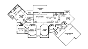 Delia Hill Country Home Plan 111D0027  House Plans And MoreCountry Floor Plans