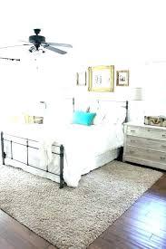 rug size for king bed rug size for king bed area throw rug size under cal