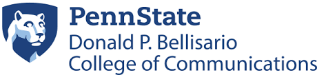 how to apply donald p bellisario college of communications at the college of communications at penn state logo