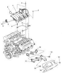 2004 dodge dakota manifolds intake exhaust