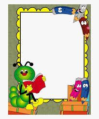 Cartoon Design Borders For Paper Borders And Frames School Border