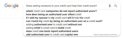 Adding someone to credit card account. Does Adding Someone To Your Credit Card Help Their Credit Score