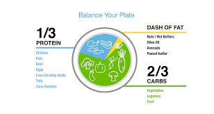 Block Diet Chart What Is The Zone Diet Learn What It Means To Be In The Zone