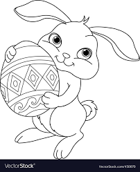 We also have just the bunny on it's own. Coloring Pages 12 Most Peerless Easter Rabbit Free Flair Cute Bunny Picture Oguchionyewu