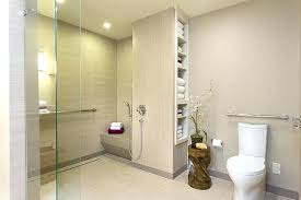 Handicap Accessible Bathroom Classy Wheelchair Accessible Bathroom Designs Architecture Home Design