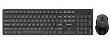 Bộ bàn phím chuột không dây KENOO KM600 - USB-Wireless
