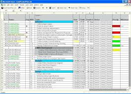 Project Planning In Excel Project Action Plan Template Excel Project ...