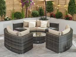 kensington 1a curved corner sofa set