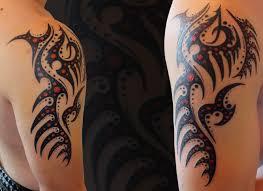 Tetování Tribal Na Ruku