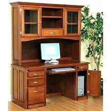 secretary desks for small spaces. Computer Secretary Desk Narrow With Hutch Small . Desks For Spaces Y