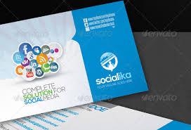 24 Nice Social Media Business Card Psds Design Freebies