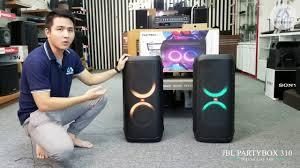 Loa kéo Karaoke JBL Partybox 310 - đánh giá chi tiết, hát thử và so sánh âm  thanh với Partybox 300 - YouTube