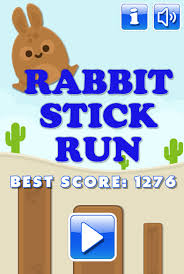 stick run 2 rabbit stick run html5 survival game admob cocoon io app ready