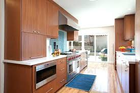 mid century kitchen cabinets modern design drop gorgeous vintage wood metal for kitche