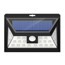 Solar Powered 15 LED Security Light And Motion Detector 2013 Led Security Light Solar