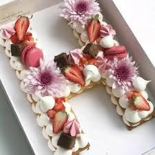 Lovely 10 Pet Alphabet A Z Letters Diy Birthday Cake Making Mold