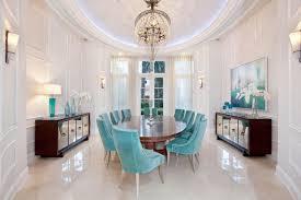 12 tiffany blue dining room