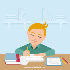 show an essay letter writing