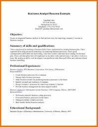 Business Administration Resume Doctor Of Business Administration