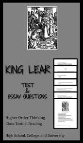 nature in king lear cianmm xmind the most professional mind  king lear test qs and ap® english literature response question