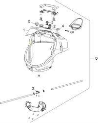 karcher sv eu steam cleaner spares parts top part ref 2