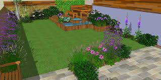 Small Picture Garden Design With Small Home In London Club Landscape Plants From