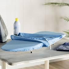 ironing board furniture. wayfair basics table top ironing board cover u0026 reviews furniture
