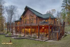 Hybrid Timber Frame House Plan Particular Golden Eagle Log Homes Org  Exterior North Carolina