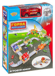 Детские парковки, гаражи, автотреки <b>Yako</b> Toys - маркетплейс ...
