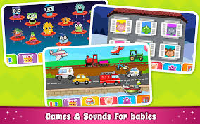 Baby Piano Games \u0026 Music for Kids \u0026 Toddlers Free - Android Apps ...