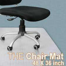 pvc home office chair. Image Is Loading PVC-Home-Office-Chair-Floor-Mat-Studded-Back- Pvc Home Office Chair S