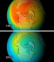ozone depletion essay good news the hole in the ozone layer is  new simulation shows consequences of a world out larger images