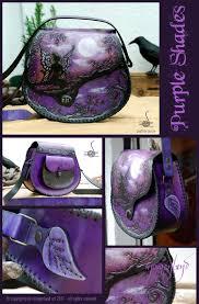 leather owl purse bp leathercraft best image ccdbb purple shades leather purse
