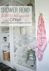 if you want to renovate your shower but aren t an expert check out