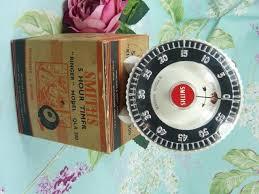 vintage kitchen timer vintage boxed kitchen timer