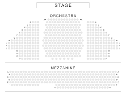American Airlines Theatre Seating Chart View From Seat