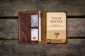 leather book cover kit field notes covers galen leather of leather book cover kit field notes