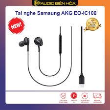 Tai nghe dây Samsung AKG EO-IC100 Type-C - Bảo Hành 12 Tháng đổi mới tại  Đồng Nai