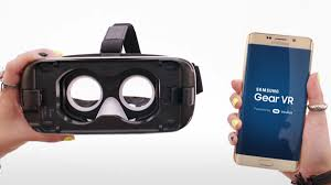samsung virtual reality headset. samsung is giving away from gear vr headsets with pre-orders of its galaxy s7 virtual reality headset r