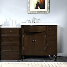bathroom vanity with right offset sink bathroom vanity with left sink 60 inch bathroom vanity offset