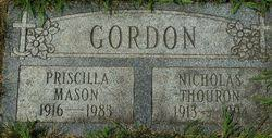 Priscilla Mason Gordon (1916-1983) - Find A Grave Memorial